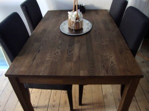 New Dining Table