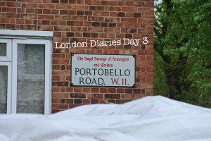 London Diaries Day 3