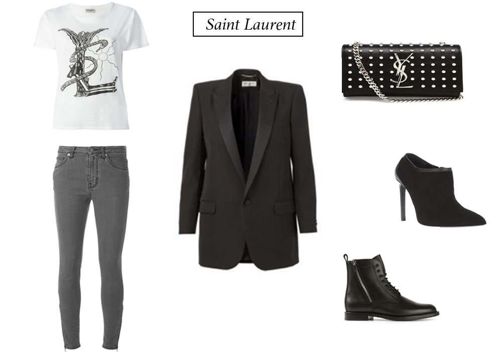 Saint Laurent.